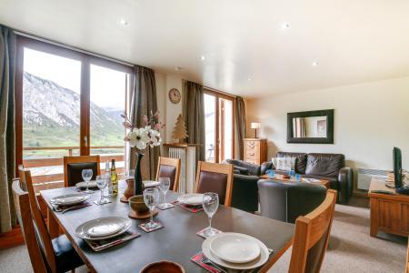 Vacances en montagne Appartement 3 pièces 7 personnes (013) - Résidence les Armaillis - Tignes - Séjour