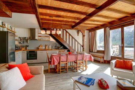 Vacances en montagne Appartement 5 pièces 12 personnes (006R) - Résidence les Armaillis - Tignes - Logement