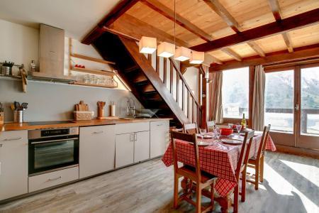 Vacances en montagne Appartement 5 pièces 12 personnes (006R) - Résidence les Armaillis - Tignes - Cuisine