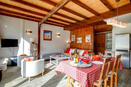 Vacances en montagne Appartement 5 pièces 12 personnes (006R) - Résidence les Armaillis - Tignes - Séjour