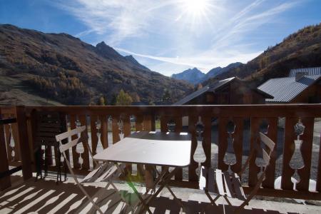 Wakacje w górach Studio kabina 4 osoby (47) - Résidence les Arolles - Valloire