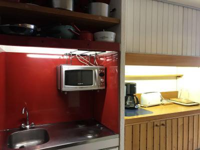 Vacances en montagne Studio 4 personnes (3089) - Résidence les Arolles - Les Arcs - Cuisine