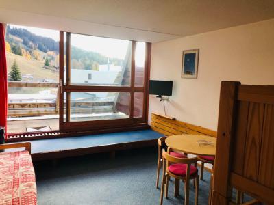 Vacances en montagne Studio 4 personnes (3089) - Résidence les Arolles - Les Arcs - Séjour