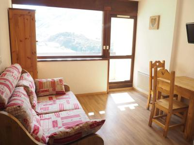 Holiday in mountain resort Studio 2 people (724) - Résidence les Asters B2 - Les Menuires