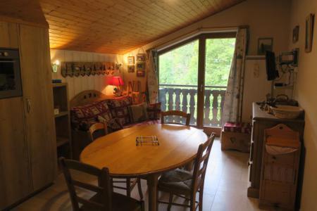 Vacances en montagne Appartement 2 pièces 6 personnes (A33) - Résidence les Avenières - Châtel