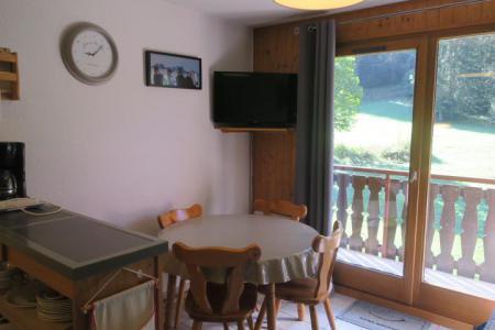 Vacances en montagne Appartement 2 pièces 4 personnes (A25) - Résidence les Avenières - Châtel