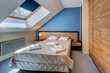 Vacances en montagne Résidence les Balcons d'Aix - La Féclaz - Chambre