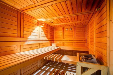 Vacances en montagne Résidence les Balcons d'Aix - La Féclaz - Sauna