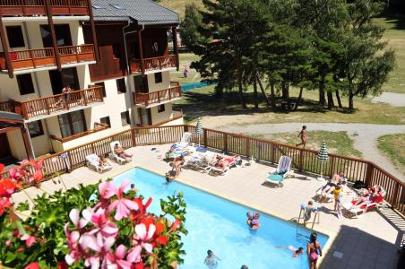 Summer accommodation Résidence les Balcons d'Anaïs