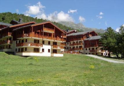 Location au ski Residence Les Balcons D'anaïs - La Norma - Extérieur été