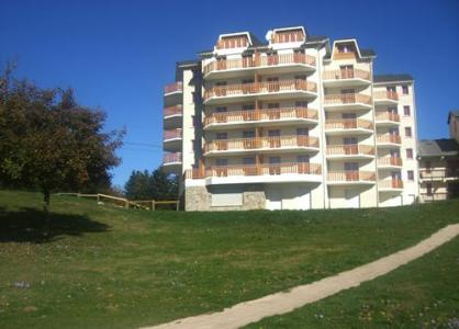 Location au ski Residence Les Balcons D'ax - Ax-Les-Thermes - Extérieur été