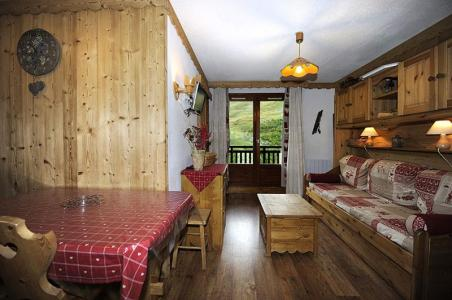 Vacances en montagne Appartement 2 pièces 5 personnes (104) - Résidence les Balcons d'Olympie - Les Menuires