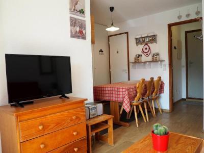 Vacances en montagne Appartement 2 pièces cabine 6 personnes (109) - Résidence les Balcons d'Olympie - Les Menuires