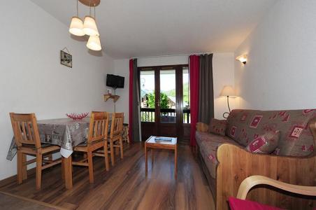 Vacances en montagne Appartement 2 pièces 4 personnes (217) - Résidence les Balcons d'Olympie - Les Menuires - Séjour