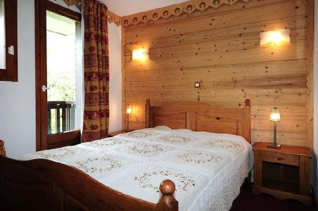 Vacances en montagne Appartement 2 pièces 8 personnes (319) - Résidence les Balcons d'Olympie - Les Menuires - Chambre