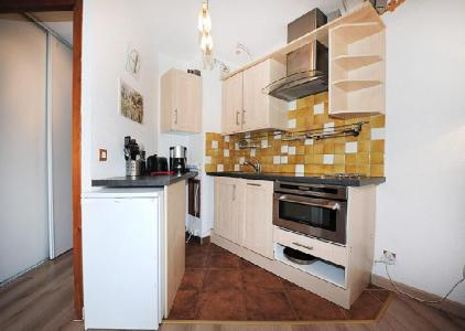 Vacances en montagne Appartement 2 pièces 8 personnes (319) - Résidence les Balcons d'Olympie - Les Menuires - Kitchenette