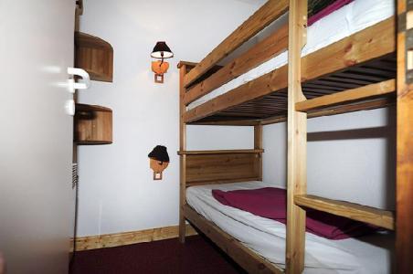 Vacances en montagne Appartement 2 pièces 8 personnes (319) - Résidence les Balcons d'Olympie - Les Menuires - Lits superposés