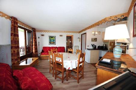 Vacances en montagne Appartement 2 pièces 8 personnes (319) - Résidence les Balcons d'Olympie - Les Menuires - Séjour