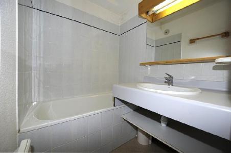 Vacances en montagne Appartement 2 pièces cabine 6 personnes (110) - Résidence les Balcons d'Olympie - Les Menuires - Salle de bains