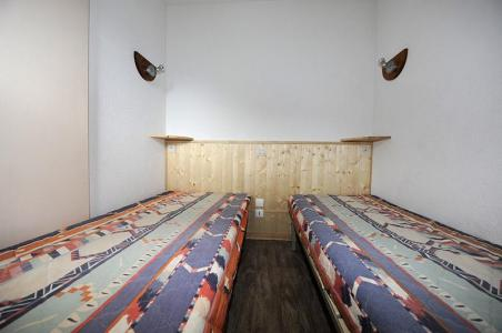Vacances en montagne Appartement 2 pièces cabine 6 personnes (535) - Résidence les Balcons d'Olympie - Les Menuires - Lit simple
