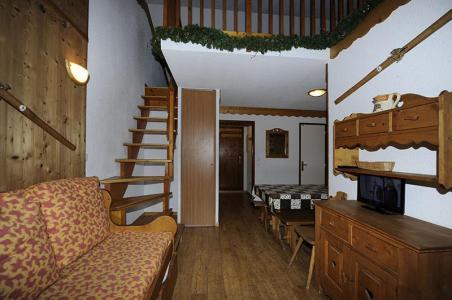 Vacances en montagne Appartement 2 pièces cabine mezzanine 8 personnes (640) - Résidence les Balcons d'Olympie - Les Menuires - Séjour