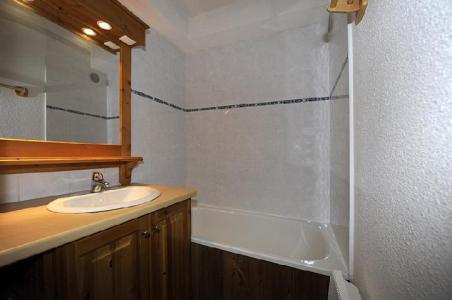 Vacances en montagne Appartement 2 pièces mezzanine 8 personnes (639) - Résidence les Balcons d'Olympie - Les Menuires - Salle d'eau