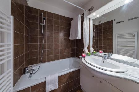 Holiday in mountain resort Résidence les Balcons de Bois Méan - Les Orres - Bathroom