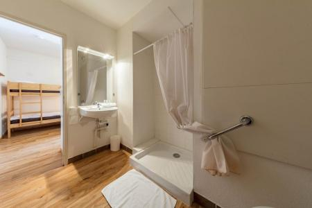 Holiday in mountain resort Résidence les Balcons de Bois Méan - Les Orres - Shower room