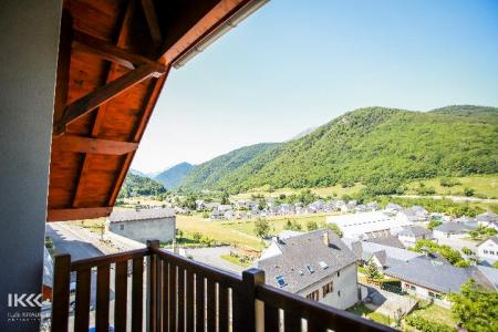 Holiday in mountain resort 2 room apartment cabin 6 people - Résidence les Balcons de la Neste - Saint Lary Soulan - Balcony