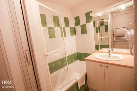 Holiday in mountain resort 2 room apartment cabin 6 people - Résidence les Balcons de la Neste - Saint Lary Soulan - Bathroom