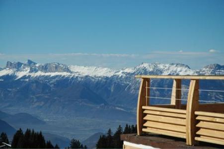 Location au ski Residence Les Balcons De Recoin - Chamrousse - Extérieur été
