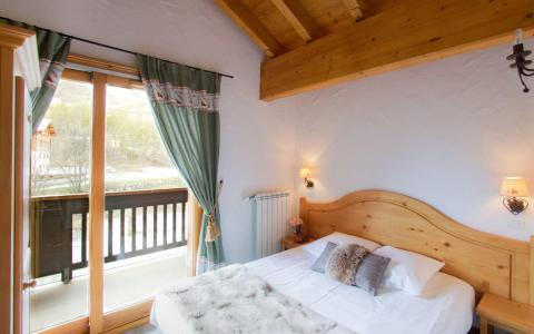 Holiday in mountain resort 3 room apartment 6 people (gentiane) - Résidence les Balcons de Sarenne - Les 2 Alpes