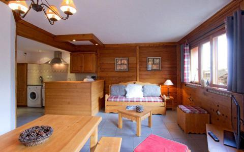 Holiday in mountain resort 2 room apartment 6 people (aster) - Résidence les Balcons de Sarenne - Les 2 Alpes