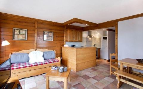 Holiday in mountain resort 3 room apartment 6 people (anemone ) - Résidence les Balcons de Sarenne - Les 2 Alpes