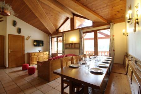 Vacances en montagne Appartement duplex 5 pièces 12 personnes (209) - Résidence les Balcons de Val Cenis le Haut - Val Cenis - Séjour