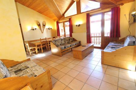 Vacances en montagne Appartement duplex 5 pièces 12 personnes (BAA205) - Résidence les Balcons de Val Cenis le Haut - Val Cenis - Séjour