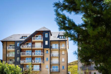 Location Peyragudes : Résidence les Balcons du Soleil 1 été