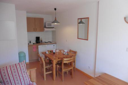 Holiday in mountain resort 2 room apartment 4 people (04B) - Résidence les Balcons du Soleil - Peyragudes