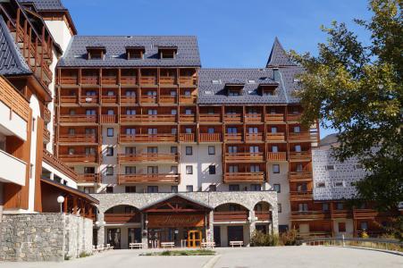Urlaub in den Bergen Résidence les Balcons du Soleil - Les 2 Alpes