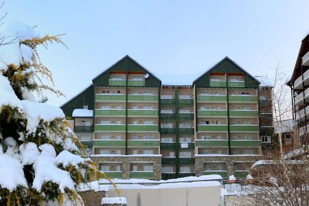 Holiday in mountain resort 2 room apartment 4 people (12A) - Résidence les Balcons du Soleil - Peyragudes