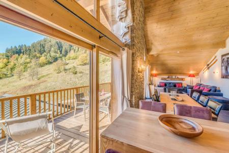 Vacances en montagne Appartement duplex 5 pièces 10 personnes (B25) - Résidence les Balcons Etoilés - Champagny-en-Vanoise