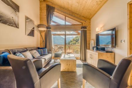 Vacances en montagne Appartement 4 pièces 8 personnes (A13) - Résidence les Balcons Etoilés - Champagny-en-Vanoise