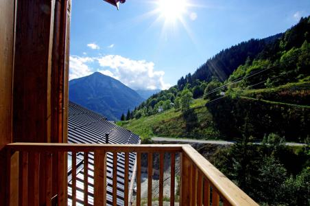 Vacances en montagne Appartement 4 pièces 8 personnes (B21) - Résidence les Balcons Etoilés - Champagny-en-Vanoise
