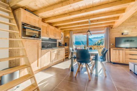 Vacances en montagne Appartement 2 pièces mezzanine 6 personnes (B15) - Résidence les Balcons Etoilés - Champagny-en-Vanoise