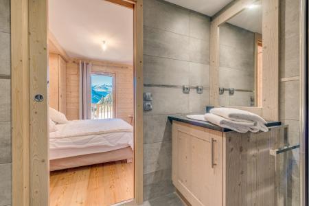 Vacances en montagne Appartement 3 pièces 6 personnes (A07) - Résidence les Balcons Etoilés - Champagny-en-Vanoise