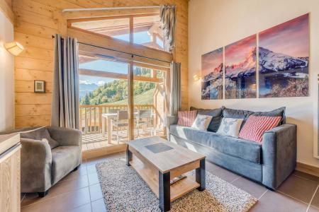 Vacances en montagne Appartement 3 pièces 6 personnes (A12) - Résidence les Balcons Etoilés - Champagny-en-Vanoise