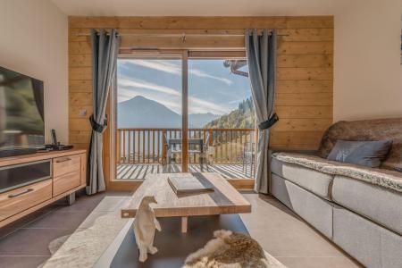 Vacances en montagne Appartement 2 pièces mezzanine 6 personnes (B22) - Résidence les Balcons Etoilés - Champagny-en-Vanoise