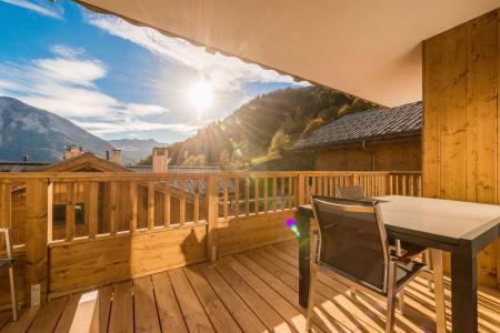 Vacances en montagne Appartement 3 pièces 6 personnes (B12) - Résidence les Balcons Etoilés - Champagny-en-Vanoise