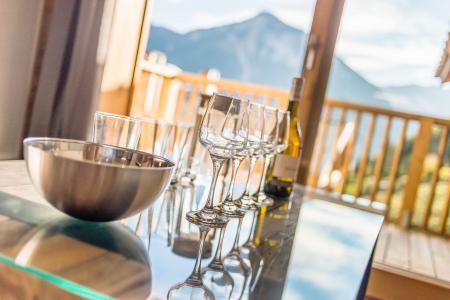 Vacances en montagne Appartement 2 pièces 4 personnes (B11) - Résidence les Balcons Etoilés - Champagny-en-Vanoise