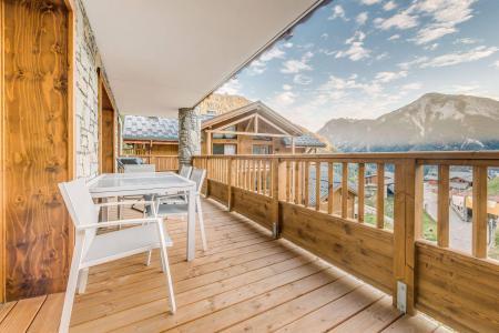 Vacances en montagne Appartement 4 pièces 8 personnes (B03) - Résidence les Balcons Etoilés - Champagny-en-Vanoise
